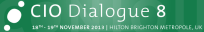 CIO DIalogue 8 Banner
